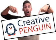 Your Creative Penguin Logo