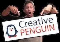 Your Creative Penguin Logo